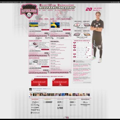 Nykvarns Innebandy Förening - Steelers 2012 13 - Nykvarns innebandy stolthet ....-112648